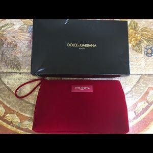 🦋Dolce & Gabbana Cosmetics Bag